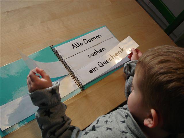 Satzzeichen grundschule